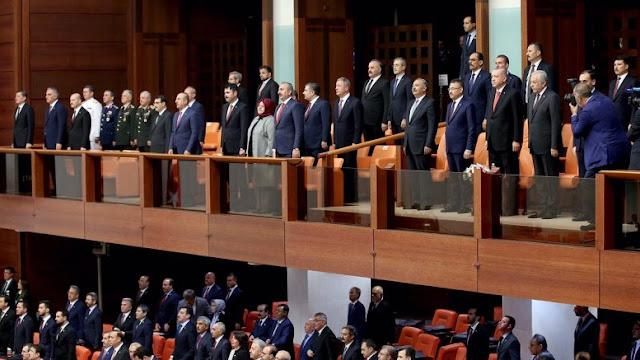 Τώρα αρχίζουν τα προβλήματα για τον Ερντογάν