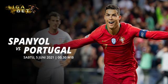 PREDIKSI PARLAY SPANYOL VS PORTUGAL