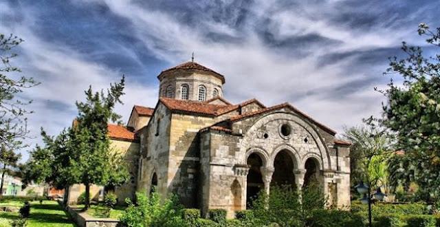 Επιστολή Ιβάν Σαββίδη στον Πούτιν και τον Πατριάρχη Μόσχας για τα χριστιανικά μνημεία στην Τουρκία