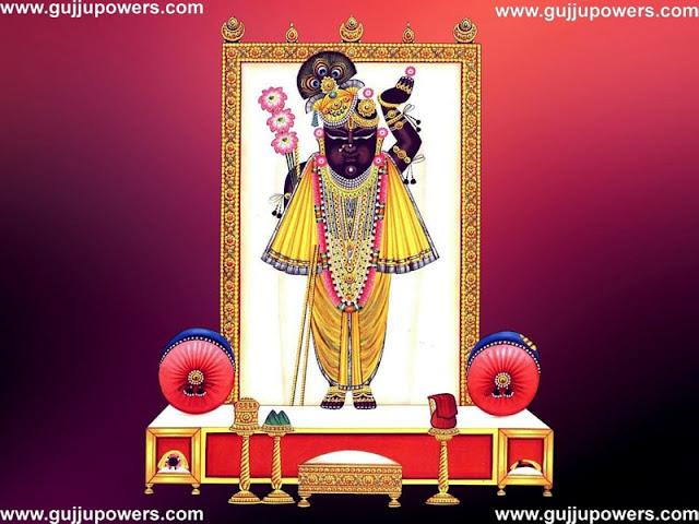 shreenathji frame