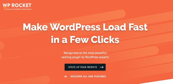 WP Rocket v3.4.3 - WordPress Cache Plugin Free Download
