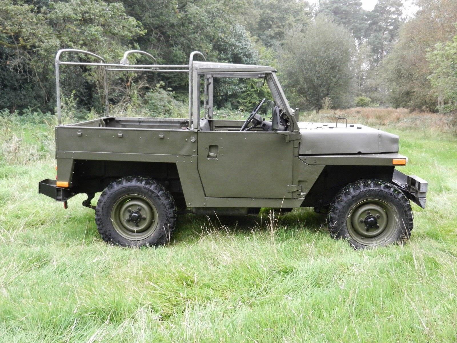 Land Rover Uk Military Jeep on Custom Jeep Kaiser M715