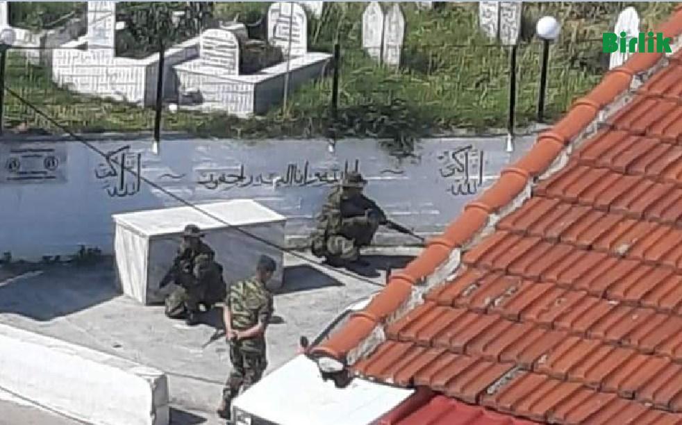 Ξάνθη: Καμία πρόκληση η παρουσία καταδρομέων στη Γλαύκη – ΦΩΤΟ