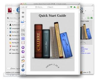 Calibre for Mac Download