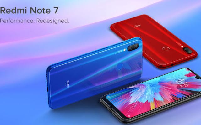هاتف Xiaomi Redmi Note 7