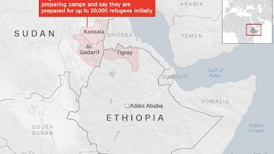 le gouvernement refuse à l'ONU un accès humanitaire au Tigré