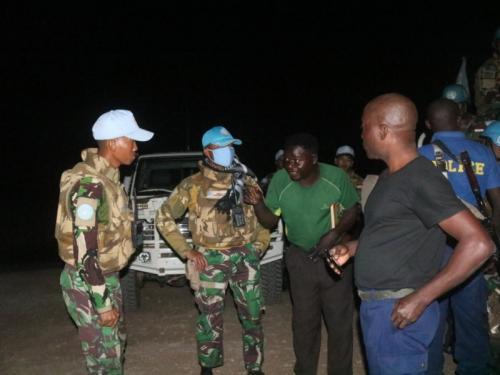 TNI berhasil bebaskan sandera warga negara Amerika di Kongo