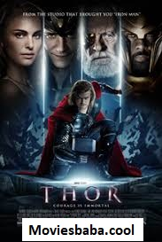 Thor (2011) Full Movie Dual Audio Hindi BRRip 480p