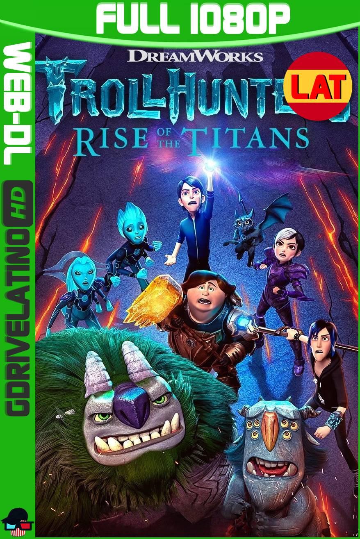 Trollhunters: El Despertar de los Titanes (2021) NF WEB-DL 1080p Latino-Ingles MKV