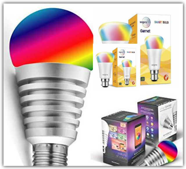 Control Smart Home Led Bulbs From Your Smartphone Application