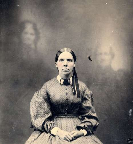 spirit photography, spirit, ghost
