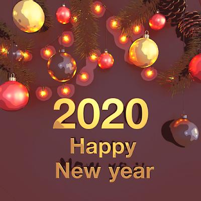 wens je heel vrolijk kerstfeest gelukkig nieuwjaar in 2020