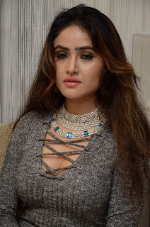 Sony Charishta At Jewellery Expo (1).JPG