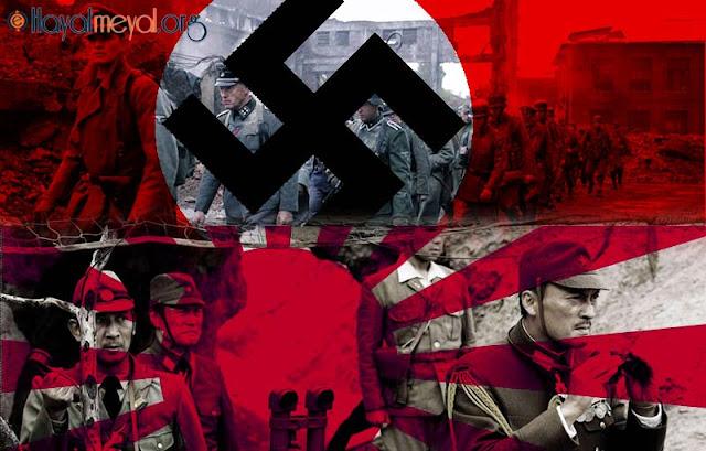 Japon ve Almanların Tarafından 2. Dünya Savaşını Anlatan Filmler