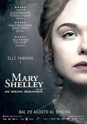 Mary Shelley, un amore immortale