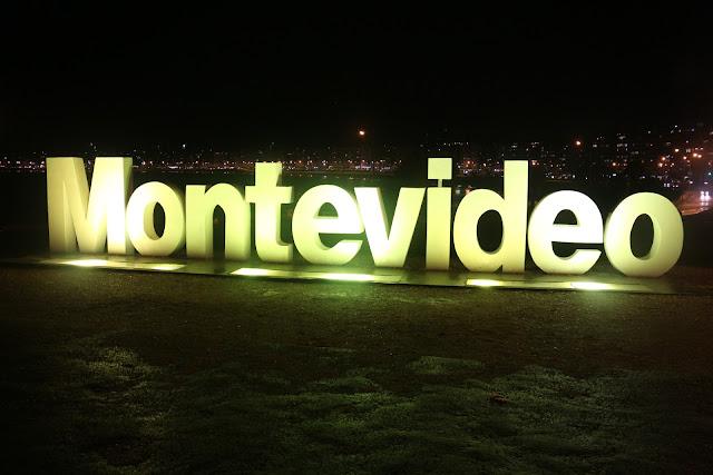 Apaixonados por Viagens - Montevideo - Uruguai