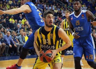 Nikola Kalinic - Fenerbahçe Doğuş