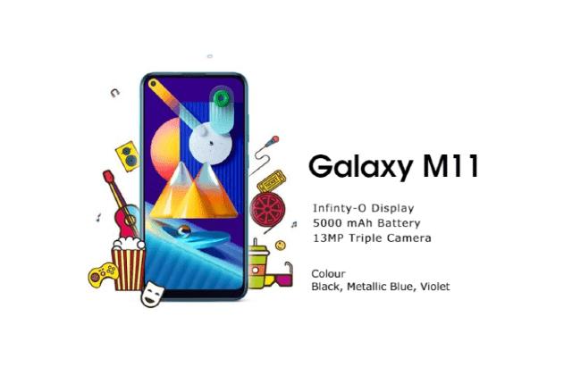 Samsung Galaxy M11 Nepal