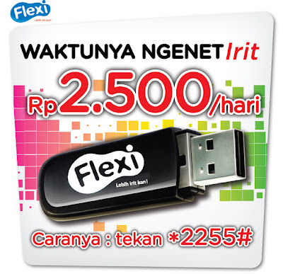Review Paket Internet FlexiNet Unlimited