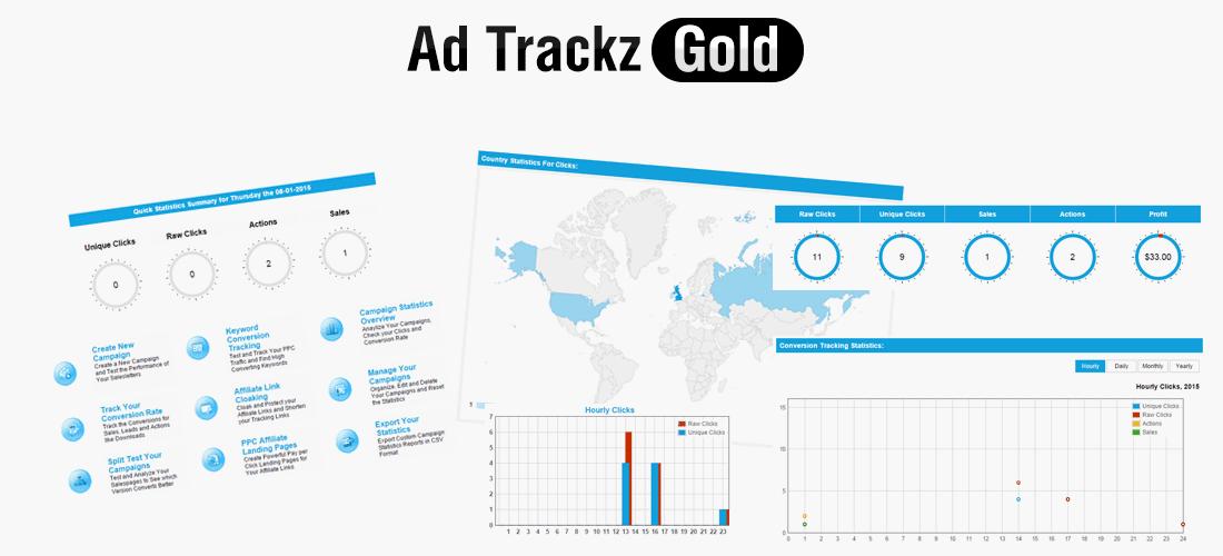 Ad Trackz Gold 6.9 Crack Latest 2016 Dwonload