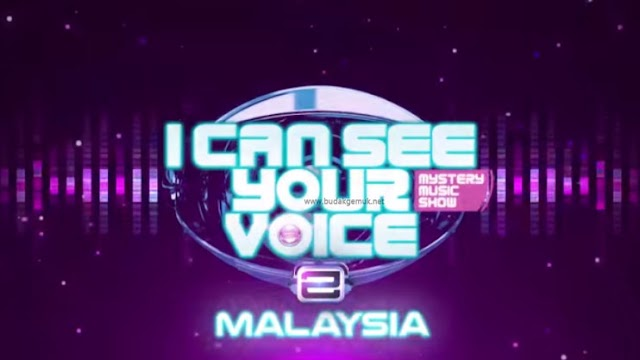 Live Streaming I Can See Your Voice Malaysia 14.7.2019