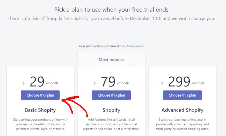 mengatur shopify dengan wordpress