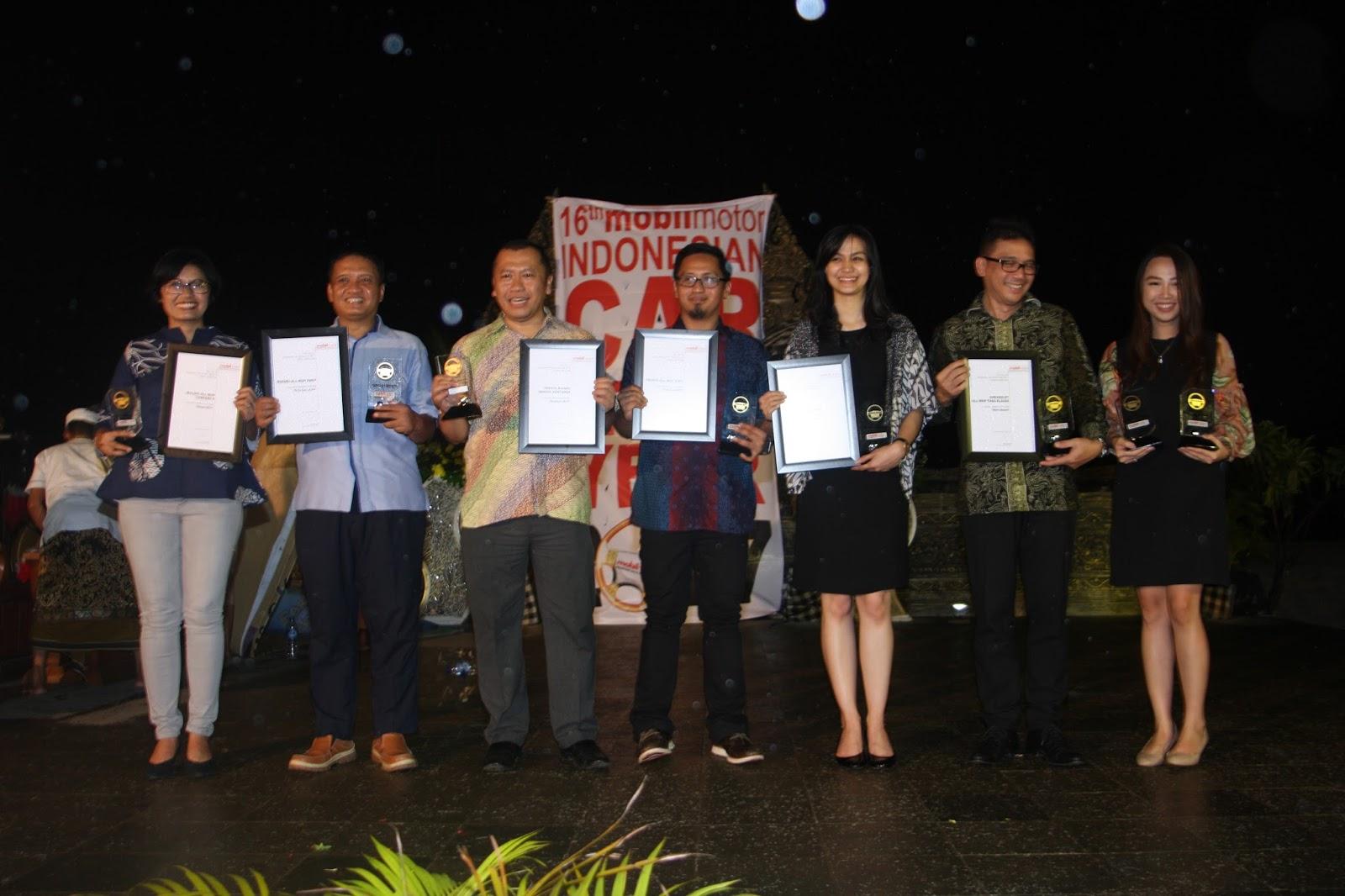 Konsumsi Bbm All New Kijang Innova Diesel Harga 2.4 V A/t Lux Mobilmotor Indonesian Car Of The Year Telurkan 13 Kategori ...