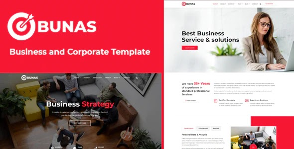 Best Multipurpose Business and Corporate Template