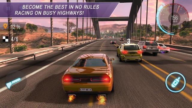 Game Balap Mobil Offline Terbaik Carx highway
