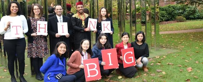 Think Big Undergraduate Scholarships