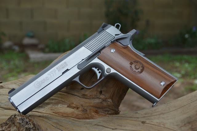 Pistola Coonan Calibre 357 Magnum
