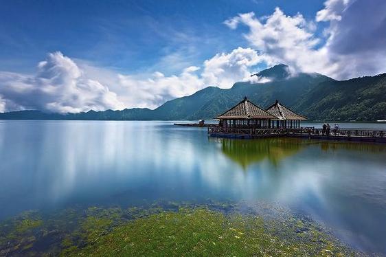 Lake Batur in Kintamani