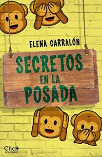 Secretos en la Posada - Elena Garralón