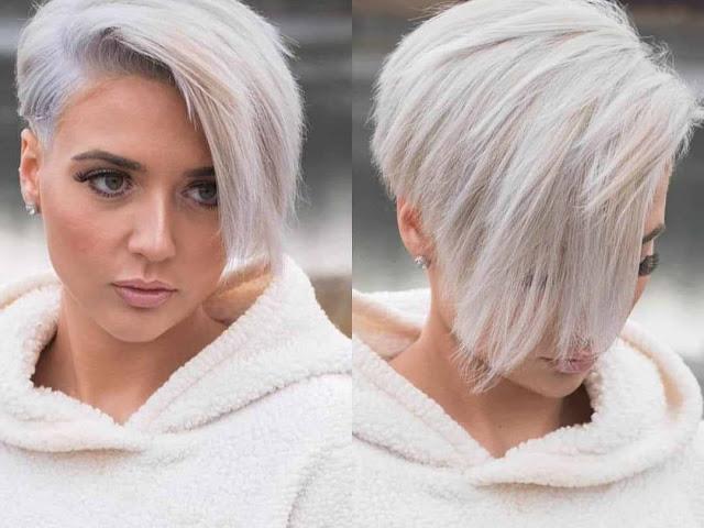 Beautiful Hairstyles 2019 Female Medium Length