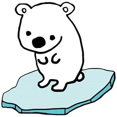 Natsuki Hanae as Shirokuma-shun (Polar Bear-shun), a polar bear who is not good at swimming