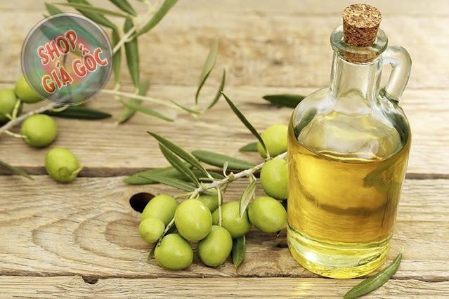 Tinh dầu Oliu giúp tóc nhanh dài