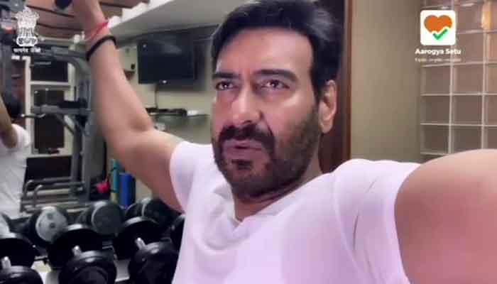 ajay devgn latest bollywood news अजय देवगन को मिला पर्सनल बॉडीगार्ड प्रधानमंत्री नरेंद्र मोदी का किया धनयवाद