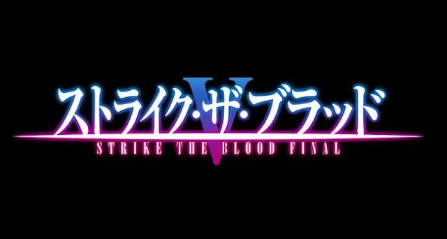 Anime Strike the Blood Vai Ganhar 5º e Última Temporada em um OVA