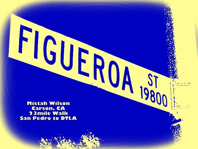 Figueroa Street, Carson, California by Mistah Wilson