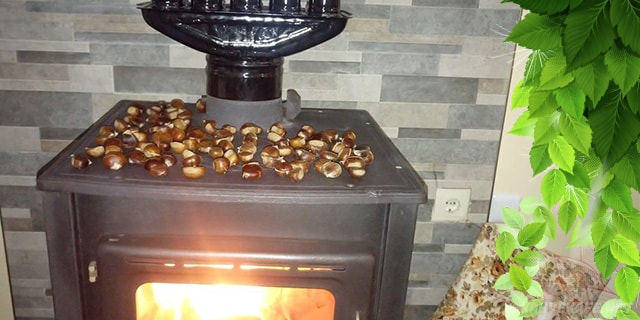 sobada kestane pişirmenin püf noktaları, sobada kestane pişirme - www.kahvekafe.net