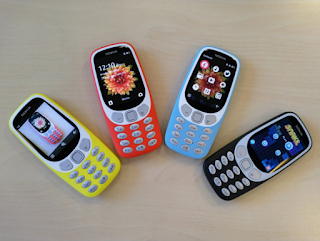 Nokia launched the novel version of the Nokia  Nokia 3310 3G variant launched