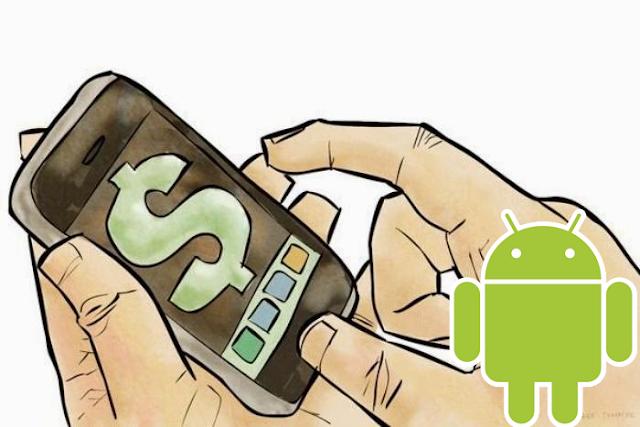 شرح ربح من تطبيق اندرويد بسهولة تامة وتحويل النقود لحسابك على باي بال