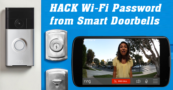 How to Hack WiFi Password from Smart Doorbells