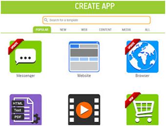 membuat apps Android untuk website/blog