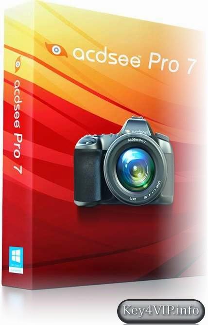 ACDSee Pro v7.1 (x64-x86) Full Key,Phần mềm xem và chỉnh sửa ảnh,quản lý kho ảnh