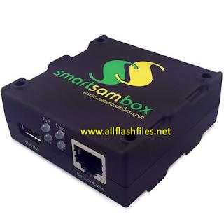 smartsambox setup