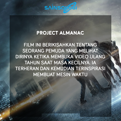 Rekomendasi film: Project Almanac