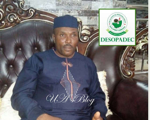 Big Letter Thief: How Delta Lawmaker Micheal Diden Ejele Diverted N40 Billion From Desopadec To Buy Choice Properties And Automobiles