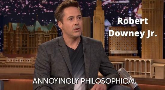 Robert Downey Jr. Height