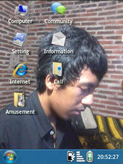Cara Instal Launcher Windows7 di Android